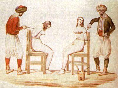christian slaves